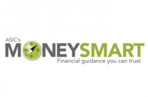 ASIC Money Smart logo