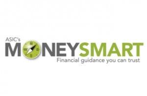 ASIC Money Smart logo