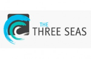 The Three Seas logo