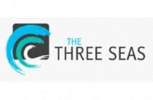 The Three Seas logo