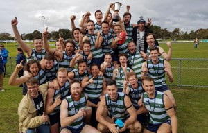 Old Geelong Club XVIII 2 Premiers 2016