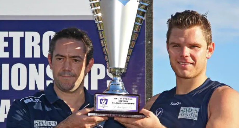 Big V Champion: Simon Lethlean (Old Xavs) | VAFA