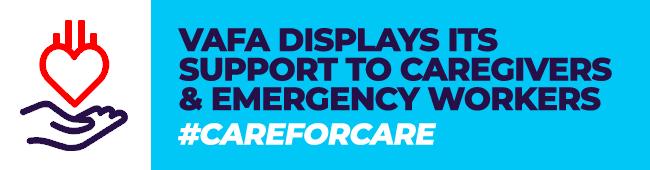 VAFA #CareForCare