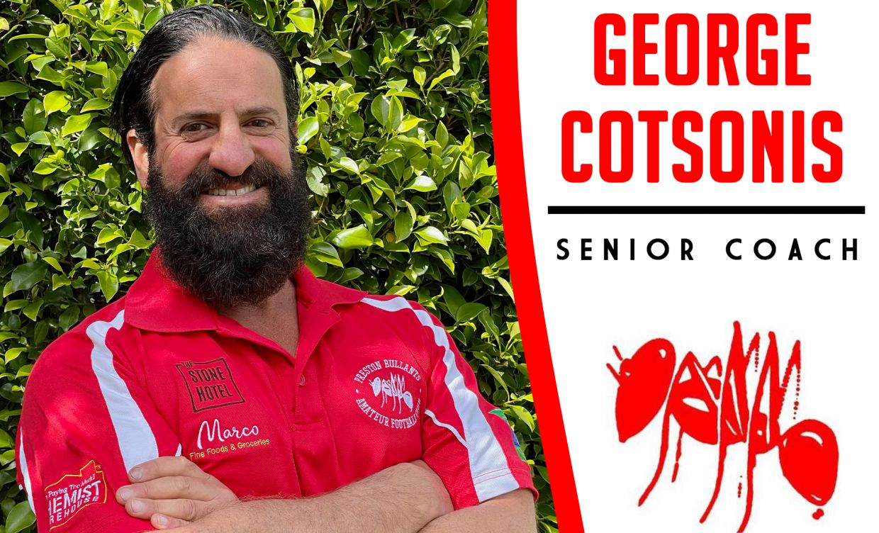 From George to George for Preston Bullants