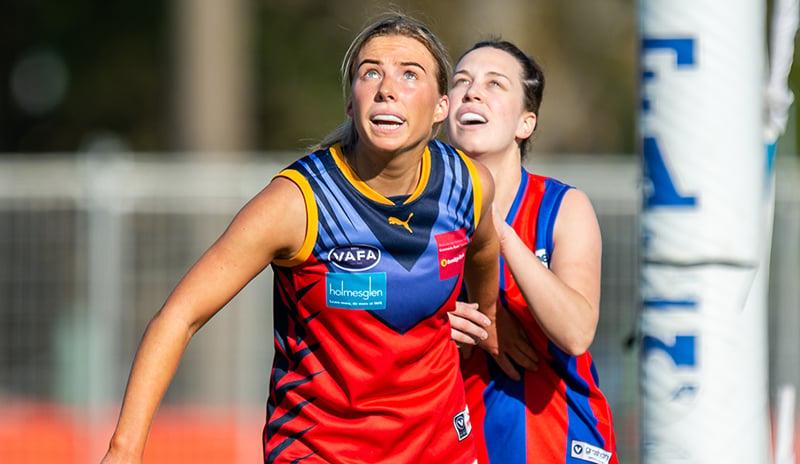 Division 4 Women's: Season Review